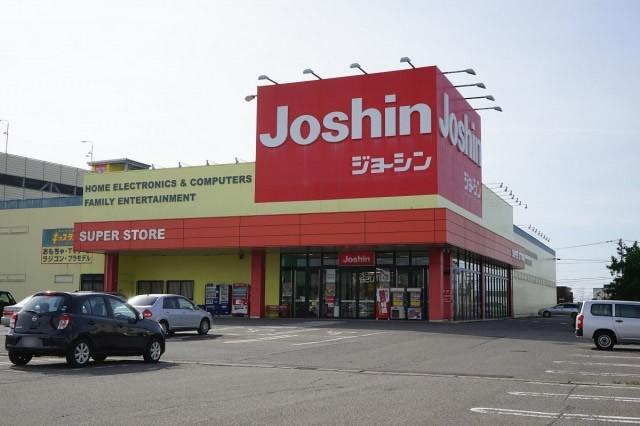 ジョーシン新発田店